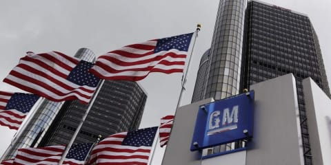 General Motors plans to buy $2.1 billion GM shares