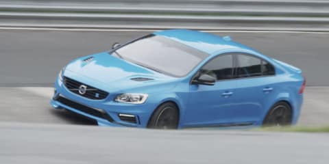 Volvo S60 Polestar's Nurburgring record kept secret for a year