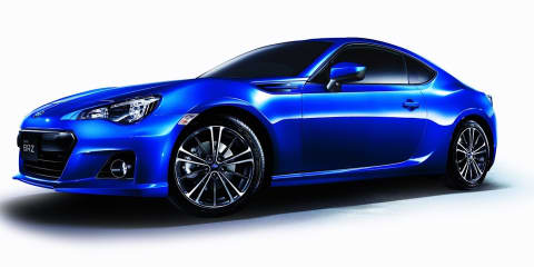 2015 Subaru BRZ gets suspension revisions, subtle tweaks