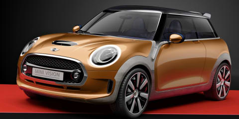 Mini Vision concept previews all-new Cooper
