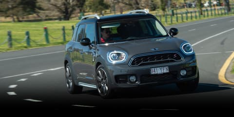 2018 Mini Countryman SD All4 review