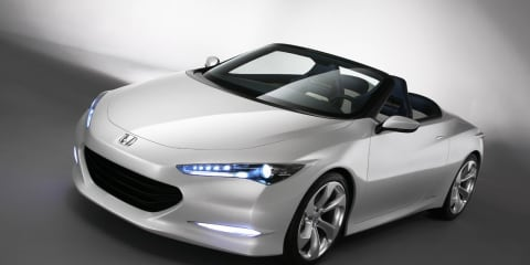 2013 Honda Beat compact sports car on the way: report