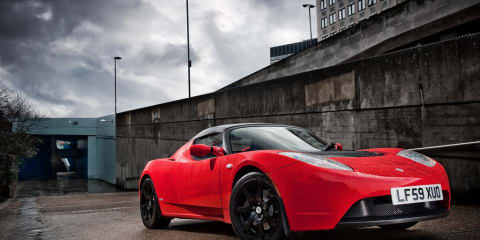 Tesla Roadster Coming to Australia