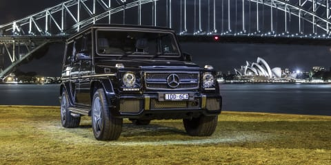 2015 Mercedes-Benz G63 AMG Review: the 'rockstar' of SUVs?