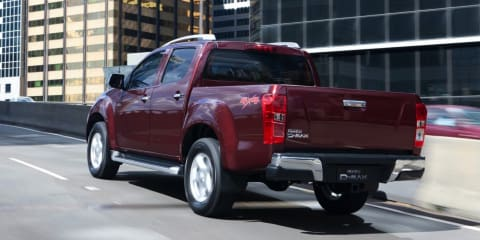 General Motors, Isuzu to discuss new ute partnership