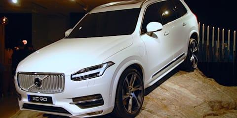 2015 Volvo XC90 details revealed