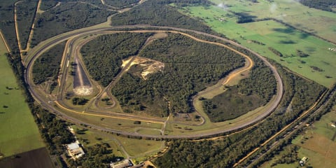 Transport magnate Lindsay Fox linked to Holden Lang Lang test track deal