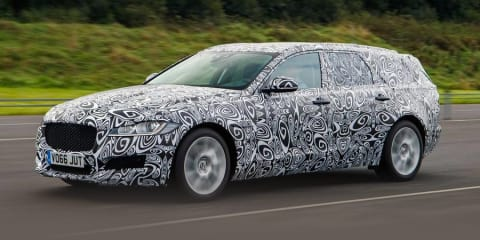 Jaguar XF Sportbrake confirmed, arriving in Australia in 2017