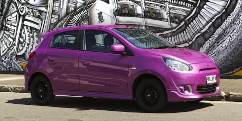 2013 Mitsubishi Mirage to launch with driveaway pricing, $1000 gift card