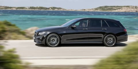 2017 Mercedes-Benz E-Class Estate revealed, Australian launch due next year