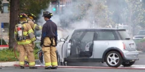MINI Cooper S under NHTSA investigation in US over engine fires