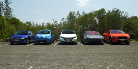 Let's talk electric vehicles: a CarAdvice podcast special