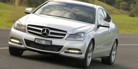 2012 Mercedes-Benz C-Class added to Takata recall