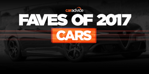Our favourite cars of 2017