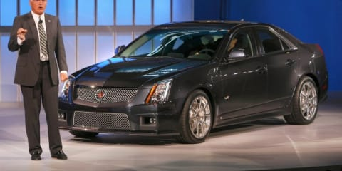 2010 Cadillac CTS coupe tops busy month for the brand