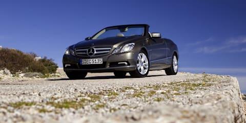 2011 Mercedes-Benz E-Class Cabriolet Review