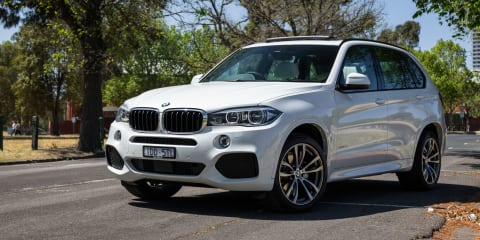 2016 BMW X5 xDrive30d:: Week with Review