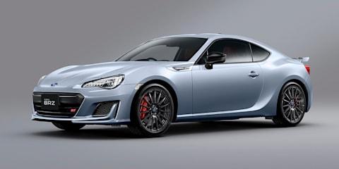 2019 Subaru BRZ revealed for Japan