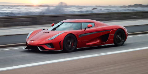 Koenigsegg headed to Australia in June