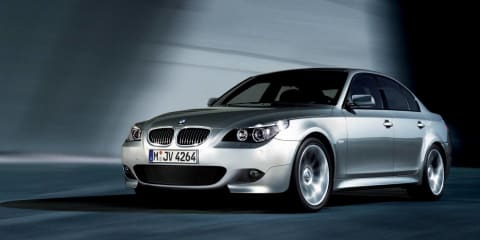 BMW 5 Series range gains more technology