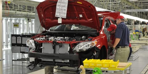 Toyota to cut Japanese production 10 per cent by 2014: report