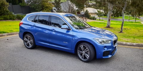 2017 BMW X1 xDrive 25i M Sport review