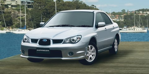 UPDATE - 2004-07 Subaru Impreza recalled for airbag fix