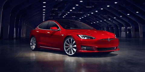 2016 Tesla Model S facelift revealed