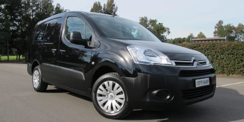2014 Citroen Berlingo Review
