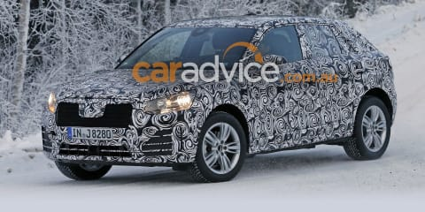 Audi Q2 spied testing: New baby SUV coming in 2016