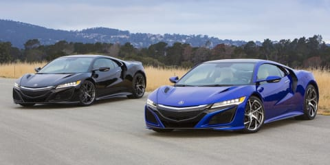 Honda NSX family tipped to include Type R, convertible variants