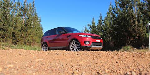 2014 Range Rover Sport SDV8 Review