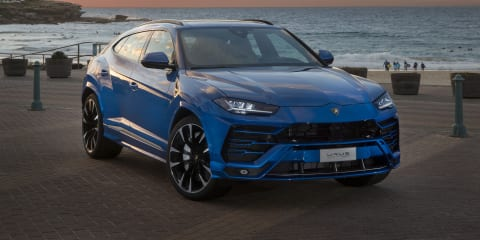 2018 Lamborghini Urus pricing and specs
