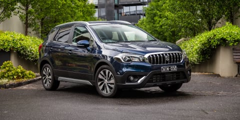 2017 Suzuki S-Cross Turbo Prestige review