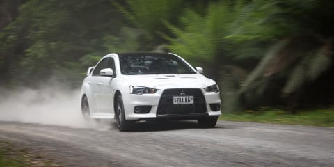 Mitsubishi plotting Lancer Evolution's return - report