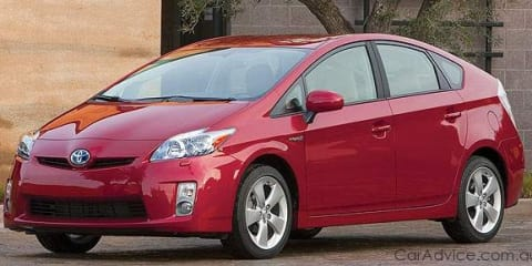 2010 Toyota Prius US pricing announced