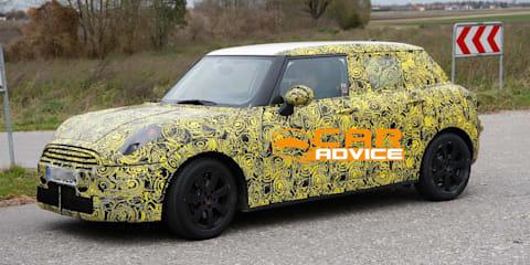 2014 Mini Cooper five-door: bigger hatch on the way