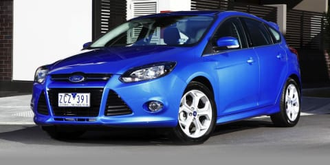 Ford Focus recalled for drive-shaft fault