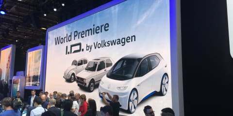 Volkswagen to launch $40k electric car with 600km range in 2020