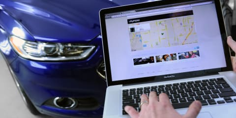 Ford enables software developers to create apps for its vehicles