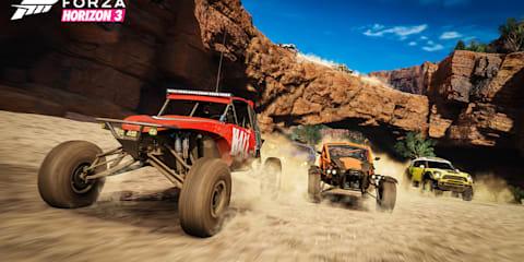 Forza Horizon 3 heads Down Under - video