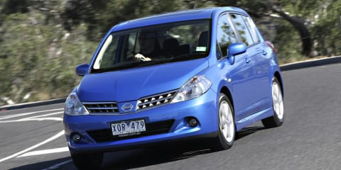 2006-2012 Nissan Tiida recalled for Takata airbag fix