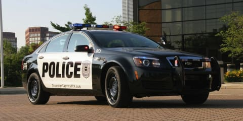 Chevrolet Caprice PPV delivery delays concern US police