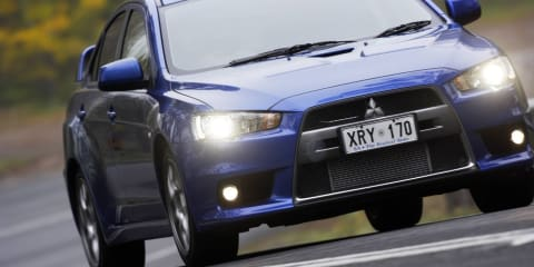 2009 Mitsubishi Lancer Evolution Road Test & Review