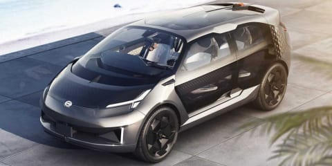 GAC Entranze concept unveiled