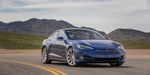 2016 Tesla Model S P90D review