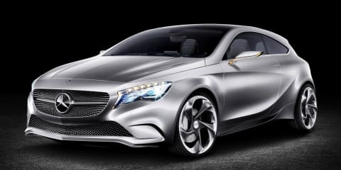 Mercedes-Benz A-Class cabriolet to rival BMW 1 Series: report