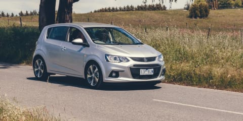 2017 Holden Barina pricing and specs: Updated hatch lands, outgoing model in runout - UPDATE