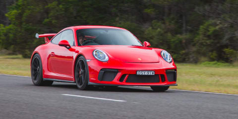Around the Tracks: Celebrating the 911 GT3