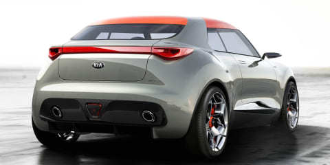 Kia seven-speed dual-clutch gearbox set for 2014